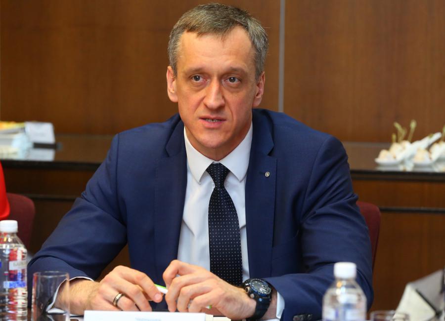 <p>Владимир Чернышев, банк«Открытие»</p>