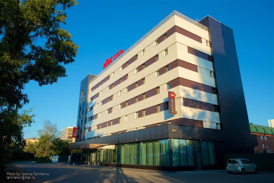 <p>Отель Ибис в Иркутске. Фото Н. Тарханова</p>