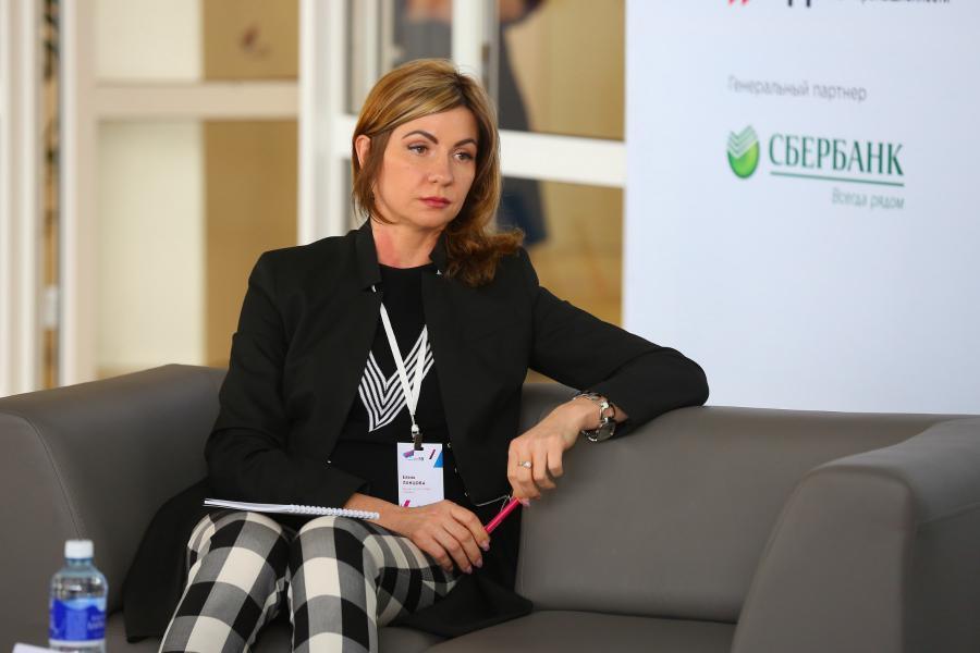 <p>Елена Ланцова.<br /> Фото: А. Фёдоров</p>