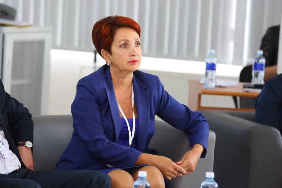 <p>Ольга Мосина.<br /> Фото: А. Фёдоров</p>