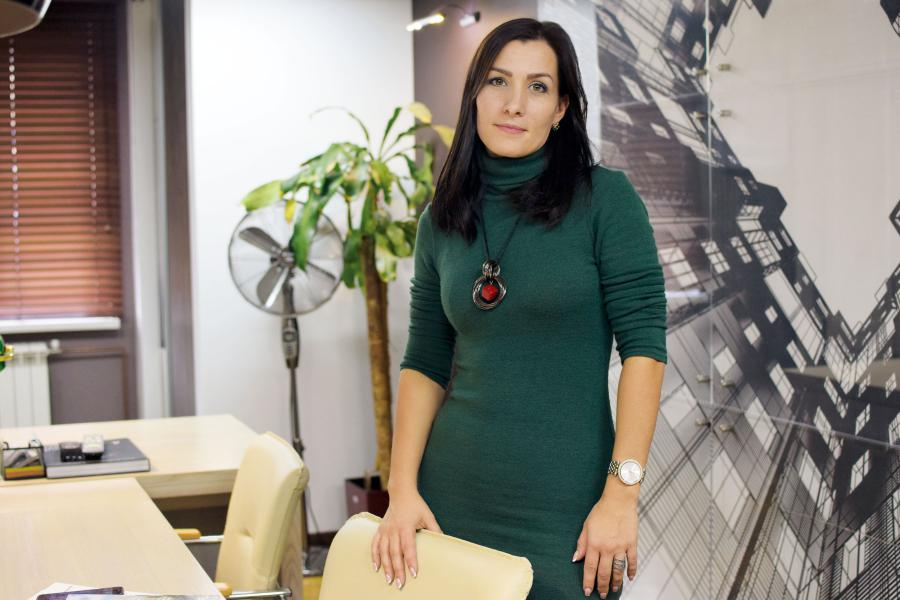 <p>Наталья Зверева. Фото А. Федорова</p>