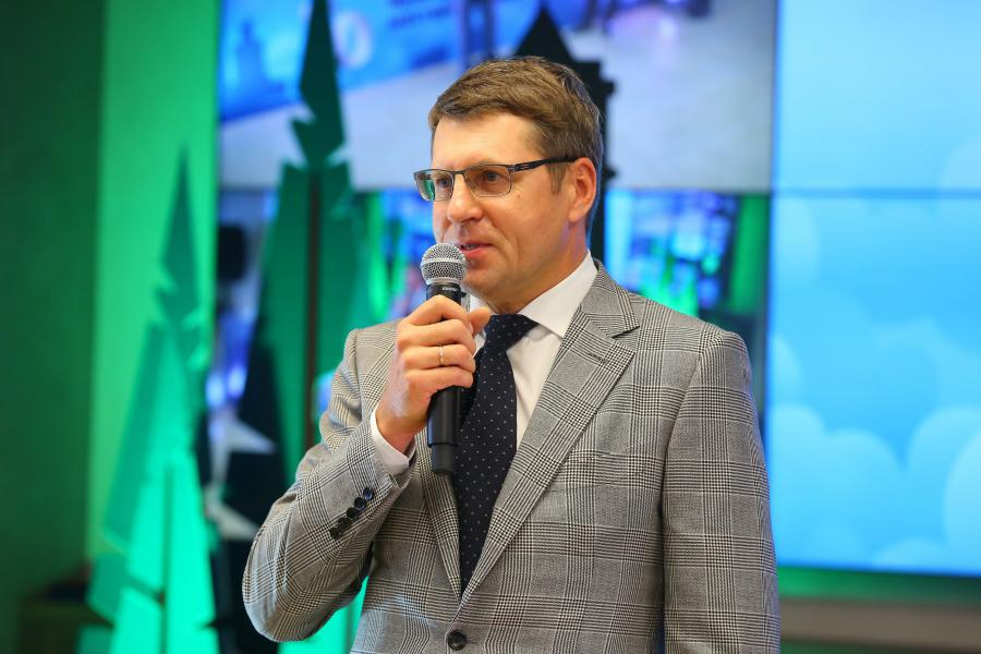 <p>Николай Буйнов, Председатель Совета директоров Иркутской нефтяной компании.<br /> Фото: А.Федоров</p>