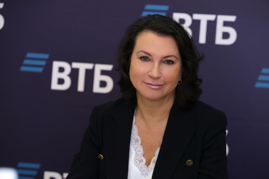 <p>Александра Макарова, управляющий ВТБ в Иркутской области</p>