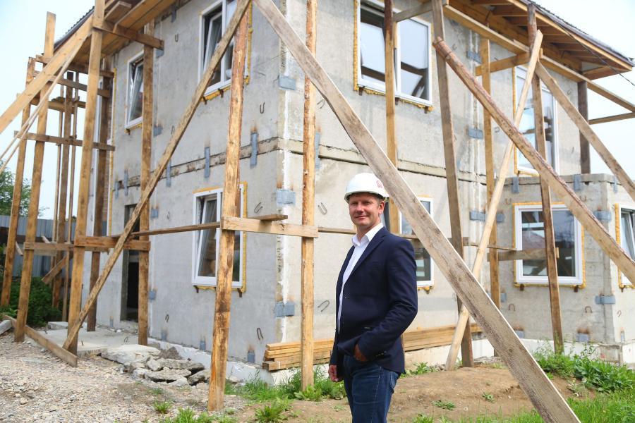 <p>А. Богданов. Фото А. Федорова</p>
