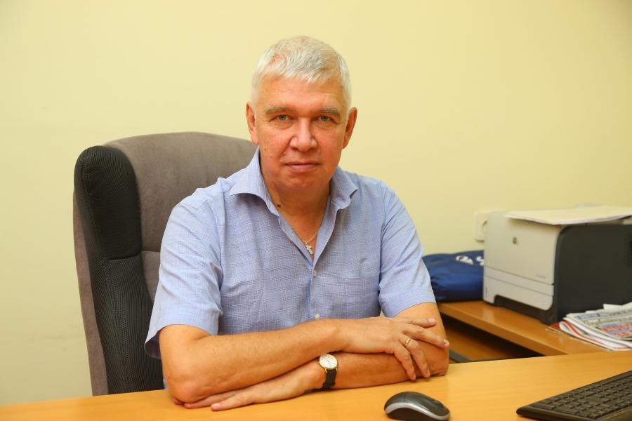 <p>Евгений Девочкин. фото - А.Федорова</p>