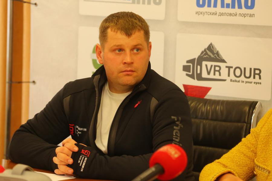 <p>Кирилл Казаков, основатель проекта VR Baikal.<br /> Фото: А. Федоров</p>
