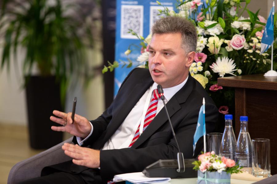 <p>Владимир Орлов, генеральный директор РискТЭКонсалт.<br /> Фото: Евгений Козырев</p>
