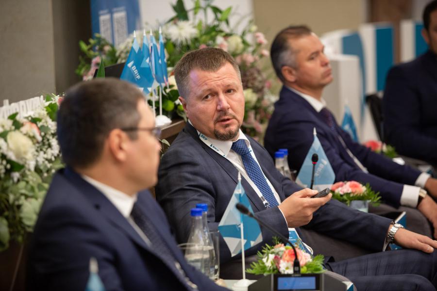 <p>Вадим Мухутдинов, главный энергетик ИНК.<br /> Фото: Евгений Козырев</p>