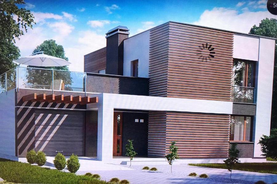 <p>Проект строительства домов в новом гостиничном комплексе в ОЭЗ.</p>