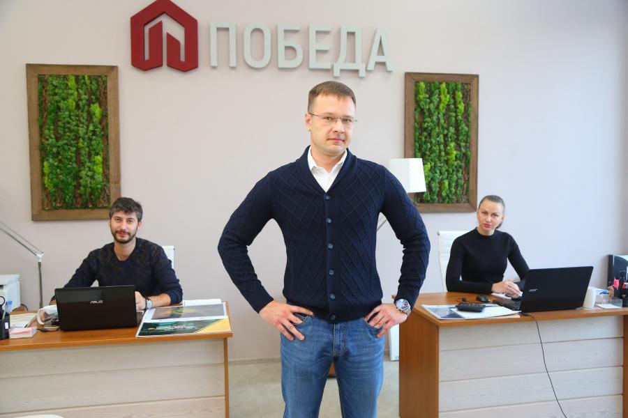 <p>Отдел продаж компании «Мой Новый Дом». фото - А.Федорова</p>