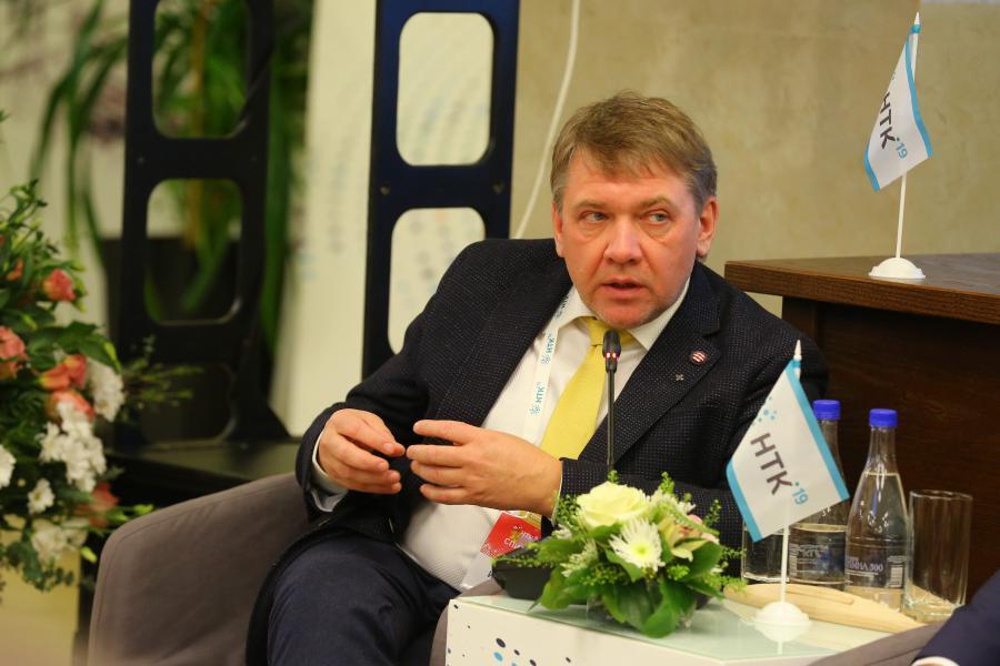 <p>Игорь Шпуров, директор ФБУ «Государственная комиссия по запасам полезных ископаемых».<br /> Фото: А. Фёдоров</p>