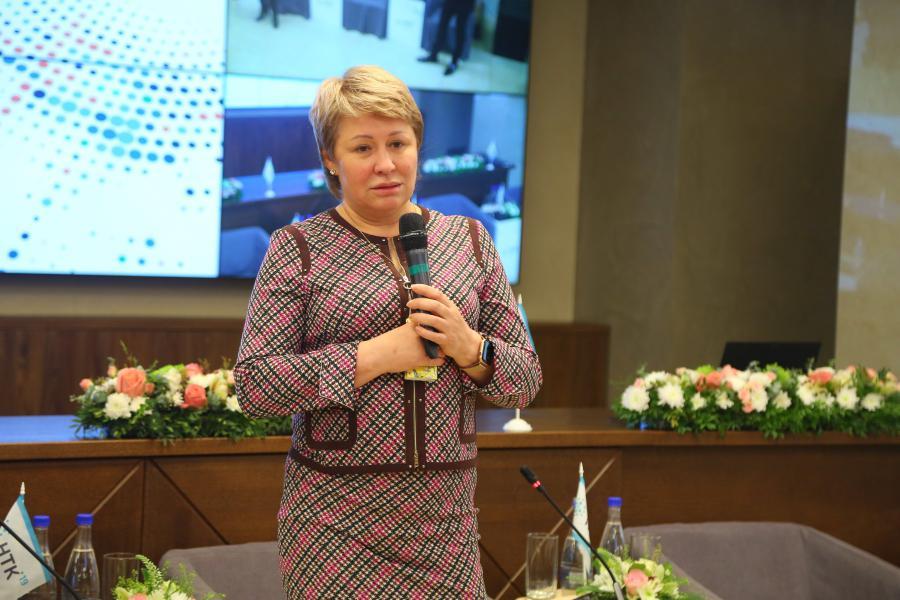 <p>Марина Седых, генеральный директор ИНК.<br /> Фото: А. Фёдоров</p>