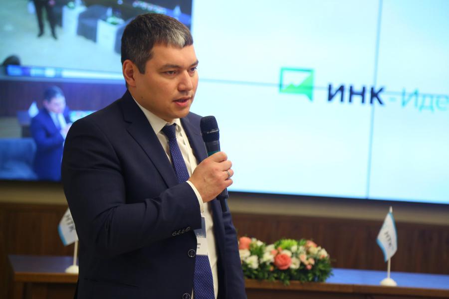 <p>Руслан Салихов, заместитель главного инженера ИНК.<br /> Фото: А. Фёдоров</p>