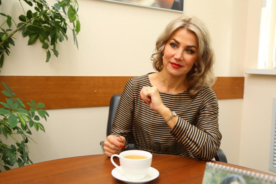 <p>Ольга Беспечная, региональный управляющий Альфа-Банка в Иркутске.<br /> Фото:. Андрей Фёдоров</p>