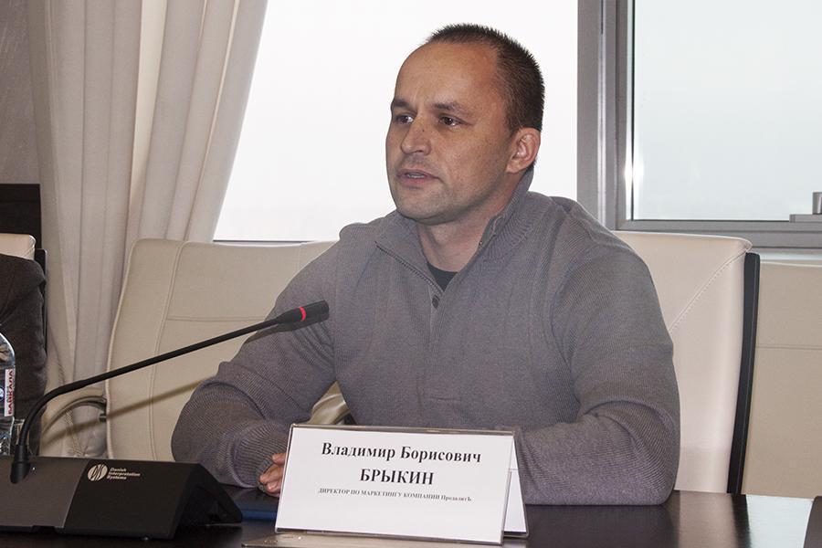 "<p>Владимир Брыкин, директор по маркетингу компании «ПродалитЪ""</p>"