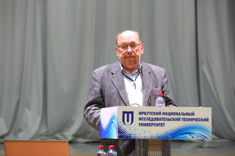 <p>Александр Спиридонов, руководитель лаборатории НИИ строительной физики. фото - А. Федорова</p>