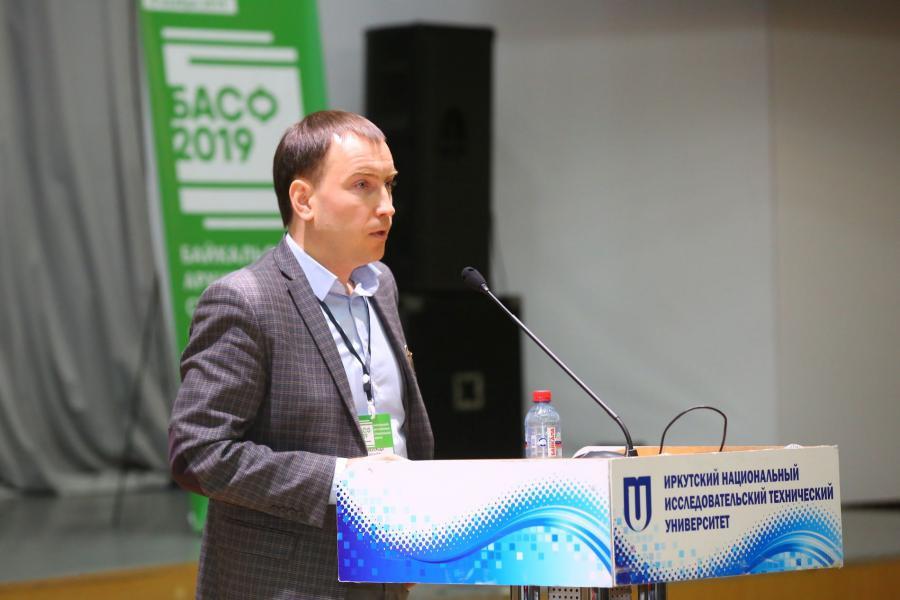 <p>Александр Елохов, директор Института пассивного дома. фото - А. Федорова</p>