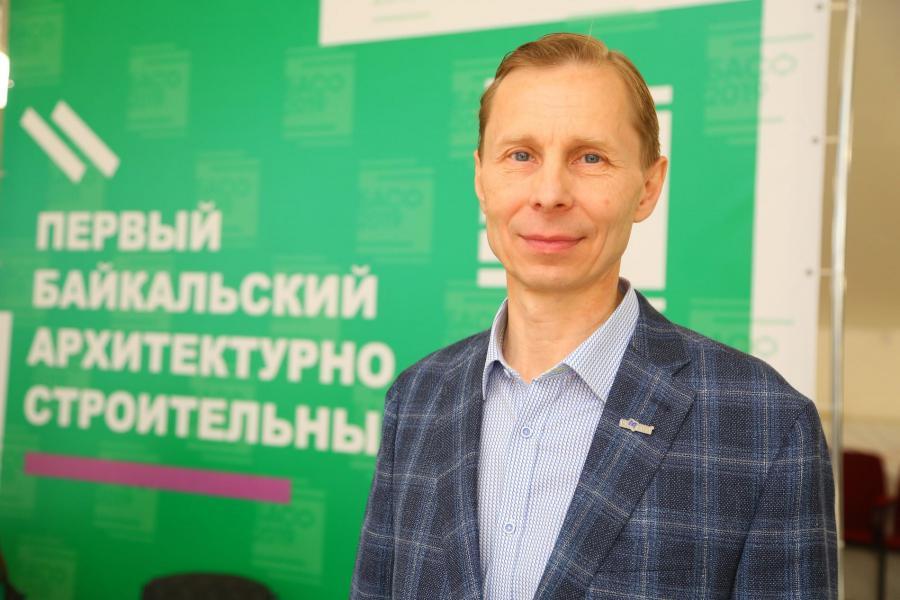 <p>А.А. Ефимов, генеральный директор ГК Prostor Group. фото - А. Федорова</p>