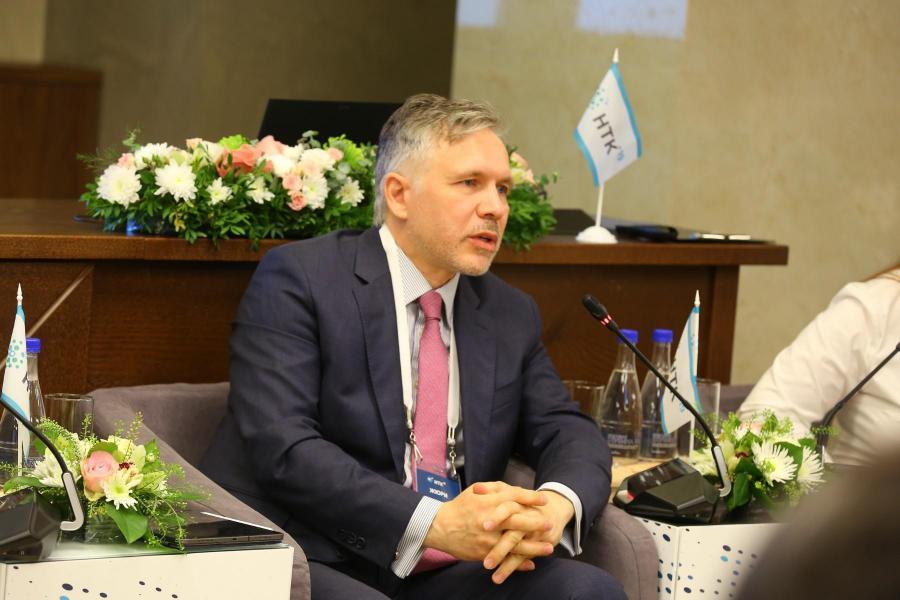 <p>Владислав Поздышев, заместитель генерального директора по управлению персоналом ИНК.<br /> Фото: А. Фёдоров</p>