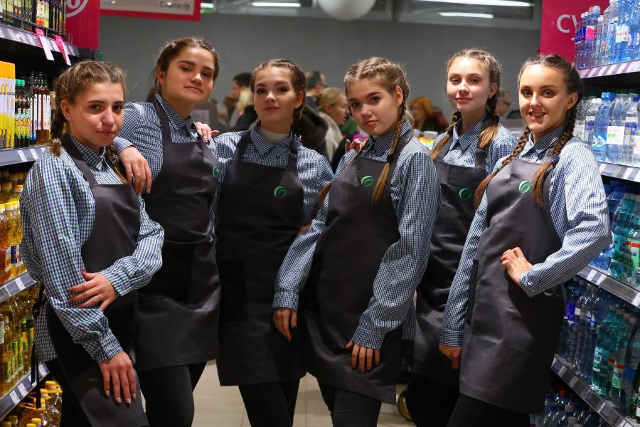 <p>#новаяслата.Крупнейший в Сибири ритейлер «обновил» супермаркеты.<br /> Фото: Андрей Фёдоров</p>