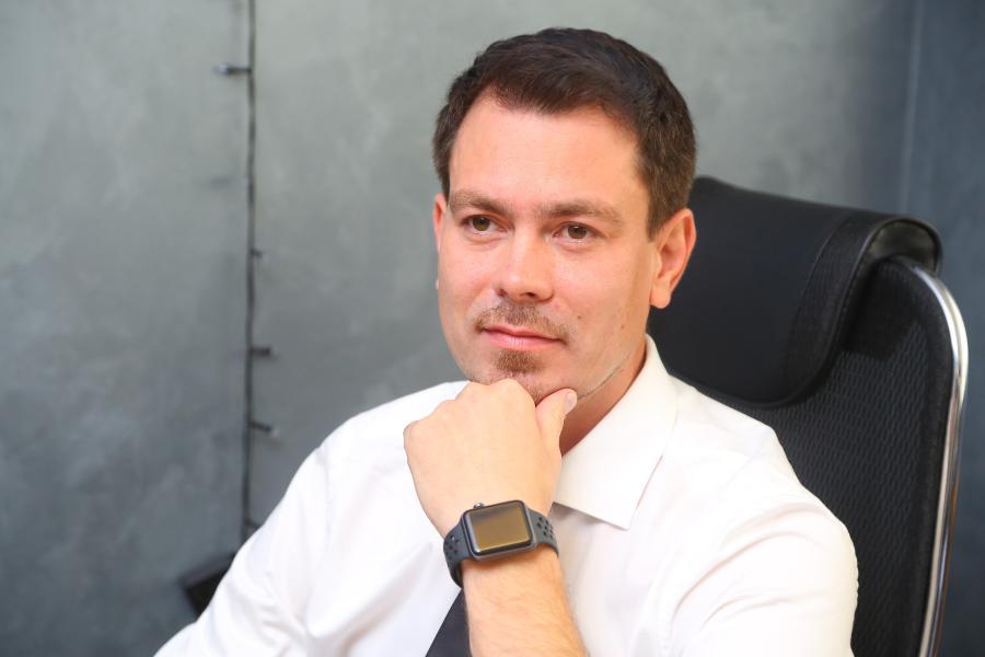 <p>Игорь Любославский, технический директор ООО «ПОЛИ-ФЛООР Иркутск».<br /> Фото: Андрей Фёдоров</p>  <p></p>