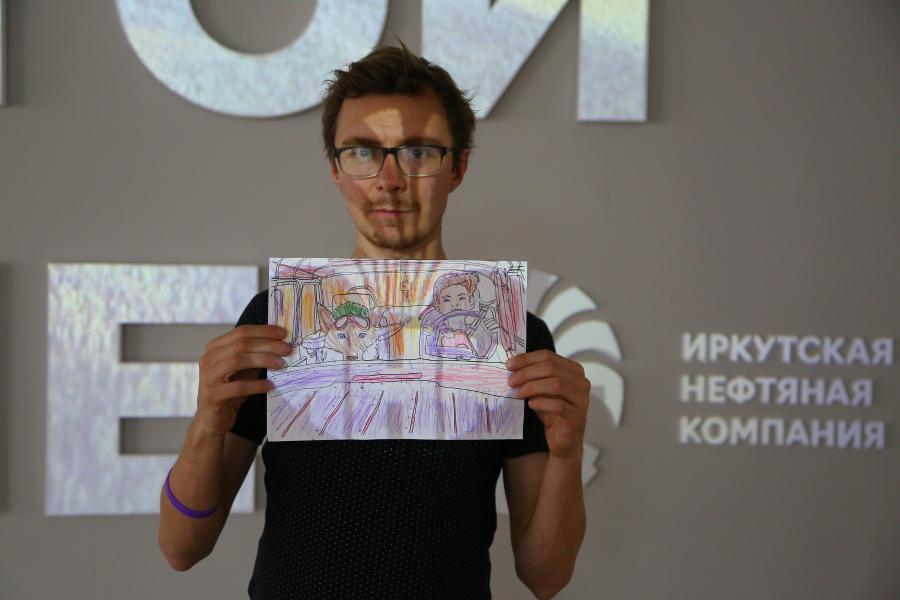<p>Выставка ИНК «На этой земле».<br /> Фото: Андрей Федоров</p>