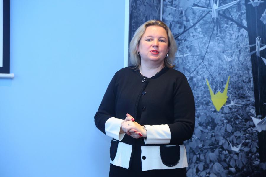 <p>«Солид Банк» провелсеминар «Финансовые инструменты» в Иркутске.<br /> Фото: Андрей Фёдоров</p>
