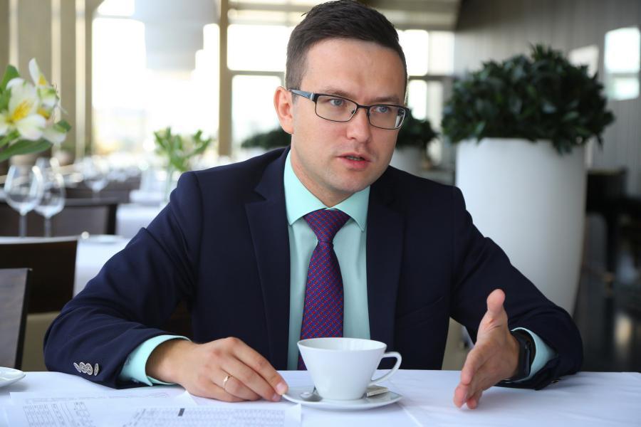 <p>Арбитражный управляющий Игорь Льгов.<br /> Фото: Андрей Фёдоров</p>