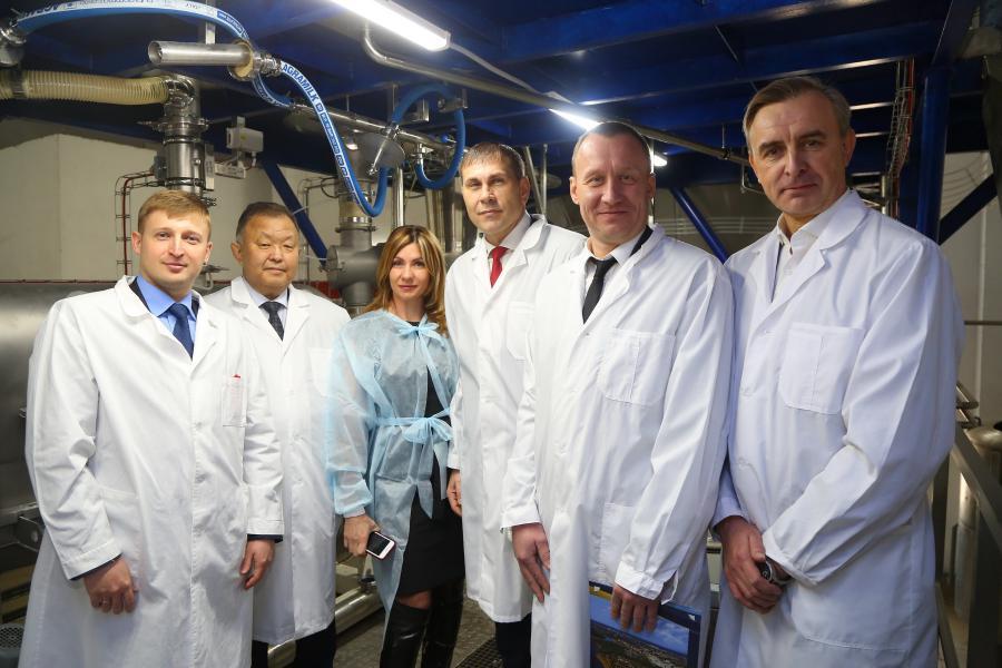 <p>«РАФТ ЛИЗИНГ» профинансировал покупку цеха сухого молока в Ангарске.<br /> Фото предоставлено компанией «РАФТ ЛИЗИНГ»</p>