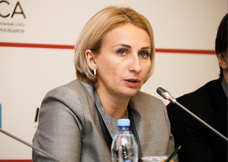 <p>Светлана Гусар.<br /> Фото: http://www.insur-info.ru/</p>