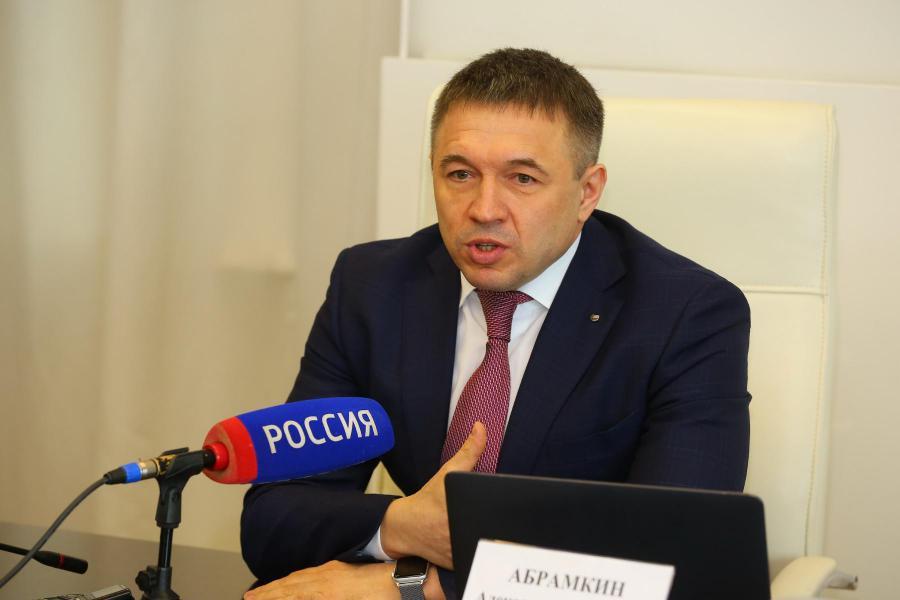 <p>Александр Абрамкин, председатель Байкальского банка Сбербанка.</p>