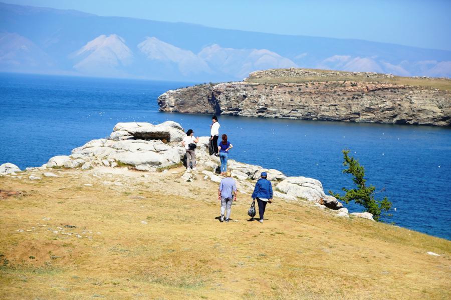 <p>Остров Ольхон.<br /> Фото: Андрей Фёдоров</p>