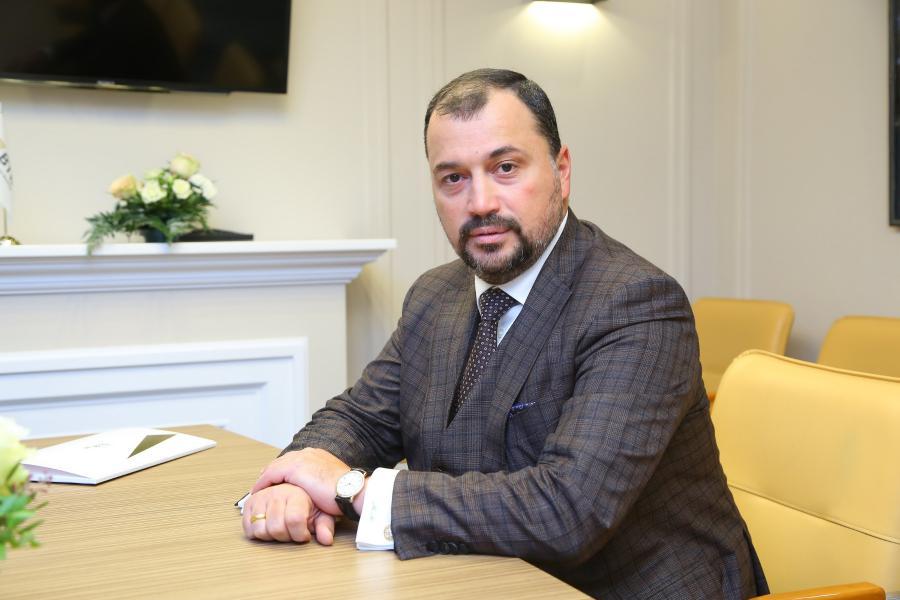 <p>Мигель Маркарянц, руководитель департамента розничного бизнеса – старший вице-президент ВТБ.<br /> Фото: Андрей Фёдоров</p>