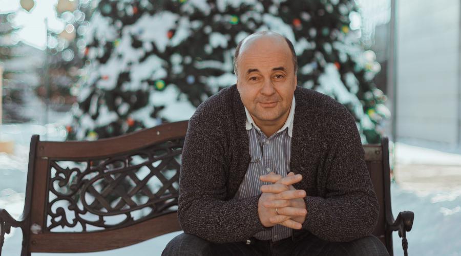 """<p>Виктор Григоров, генеральный директор «Гранд Байкал».<br /> Фото предоставлено пресс-службой """"Гранд Байкал""""</p>"""