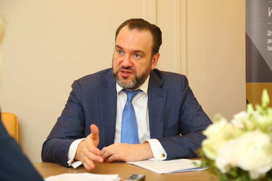 <p>ДмитрийБрейтенбихер, старший вице-президент ВТБ, руководитель Private Banking .<br /> Фото: Андрей Фёдоров</p>