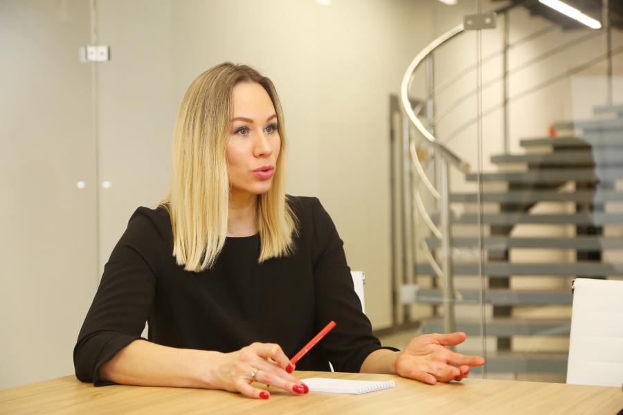 <p>Наталья Коваль. Фото А. Федорова</p>