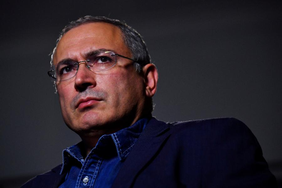 <p>Михаил Ходорковский</p>