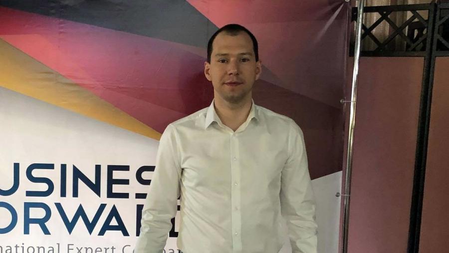 <p>Георгий Чернявский, директор ООО «Иркутское Сообщество Проектировщиков»</p>