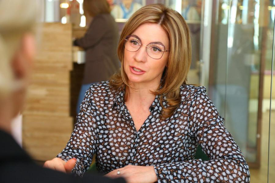 <p>Елена Ланцова, руководитель «РАФТ ЛИЗИНГ».<br /> Фото: Андрей Фёдоров</p>