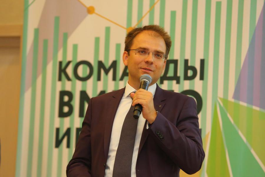 <p>Дмитрий Жоров, заместитель председателя Байкальского банка Сбербанка, куратор блока «Проблемные активы»</p>