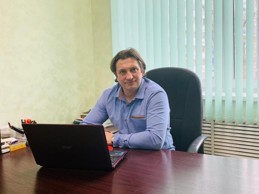 <p>Александр Старовойтов. Фото А. Федорова</p>