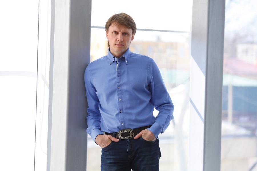 <p>ДмитрийФальковский,генеральныйдиректоркомпании MAD FOX.<br /> Фото А.Федорова</p>  <p></p>