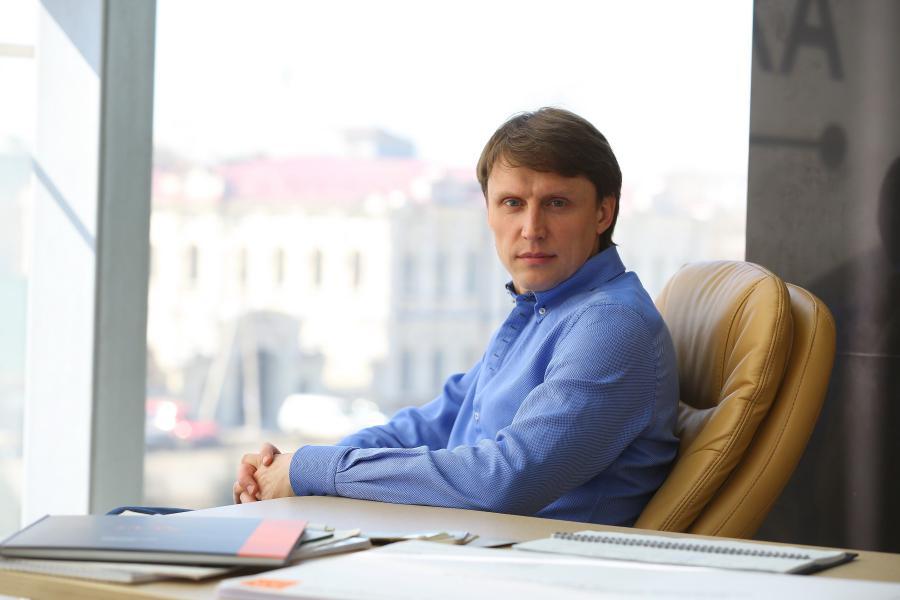 <p>ДмитрийФальковский. Фото А.Федорова</p>