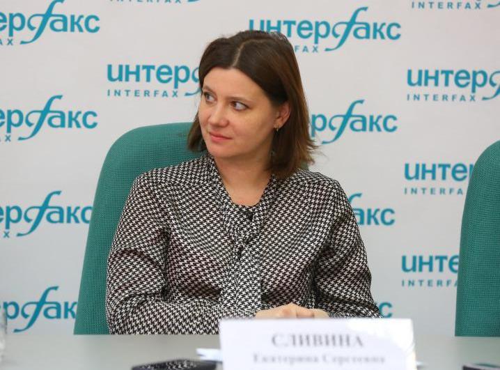 <p>Екатерина Сливина, руководитель Агентства по туризму Иркутской области.<br /> Фото: Андрей Фёдоров</p>