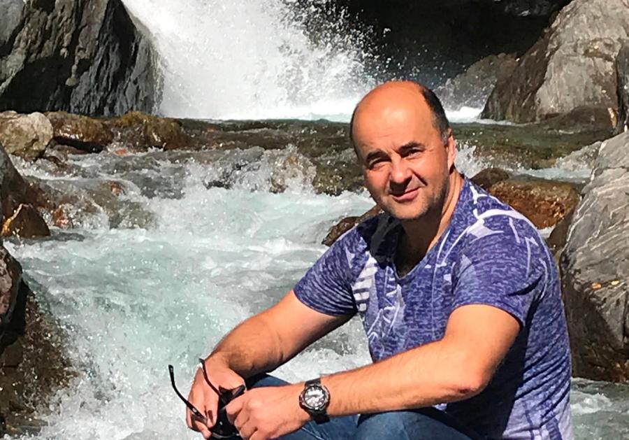<p>Виктор Григоров, генеральный директор ООО «Гранд Байкал».<br /> Фото из личного архива.</p>