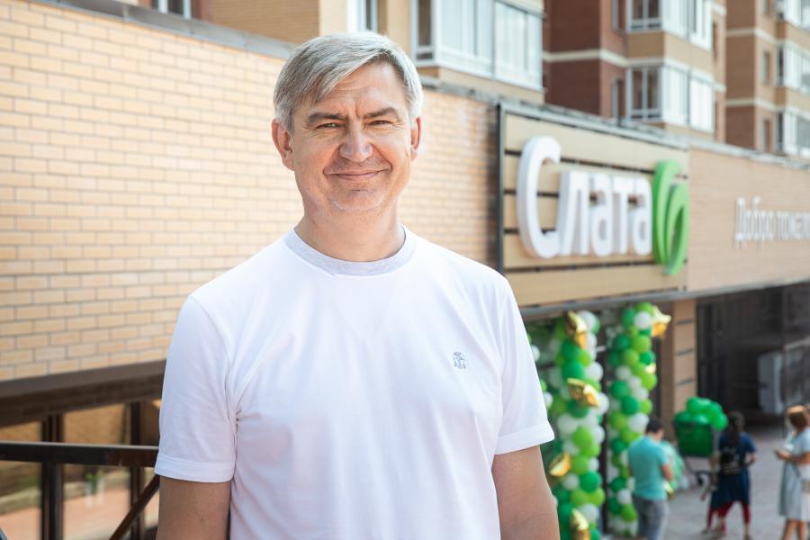 <p>Вечаслав Заяц,председатель совета директоров ГК «Слата»<br /> Фото из архива компании</p>