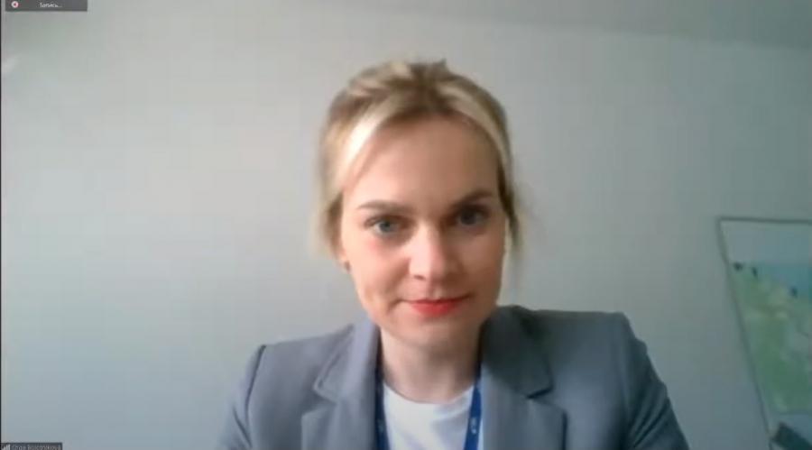 <p>Ольга Болотникова, концерн SRV</p>