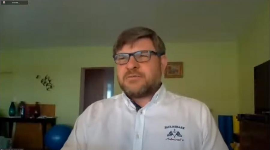 <p>Александр Шарапов, Becar Asset Management Group</p>