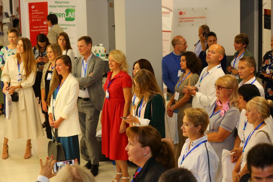 <p>Выпускники Президентской программы со всей России собрались в Иркутске.<br /> Фото: Андрей Фёдоров.</p>