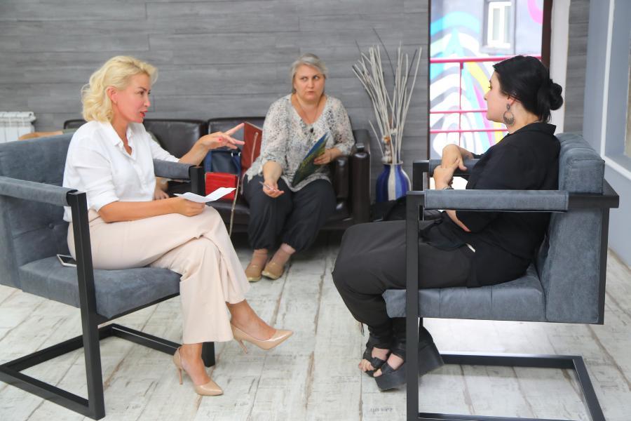 <p>Кристина Скобина, основатель и дизайнер созданного в Иркутске ювелирного бренда «Sophia».<br /> Фото: А. Федоров</p>